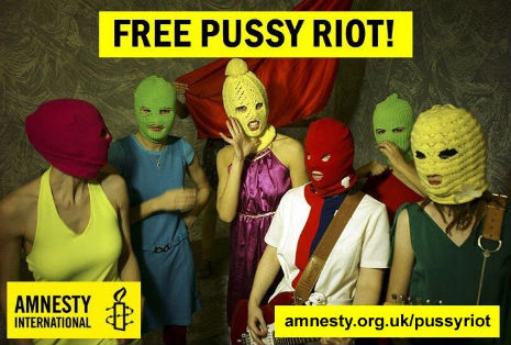 Free Pussy Riot